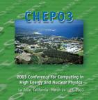 CHEP 2003